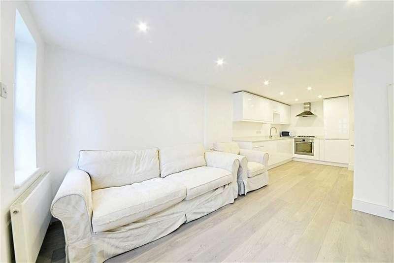2 Bedrooms Flat for sale in Hendon Lane, Finchley, London, N3