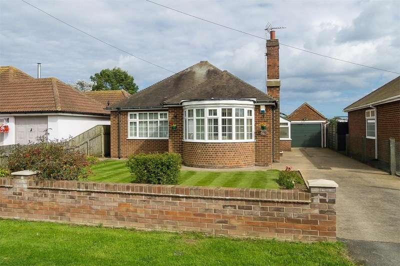 2 Bedrooms Detached Bungalow for sale in Hollym Road, WITHERNSEA, East Riding of Yorkshire