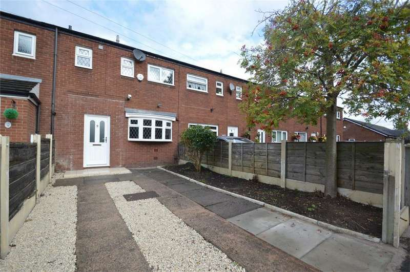 3 Bedrooms Terraced House for rent in Carrswood Road, Manchester