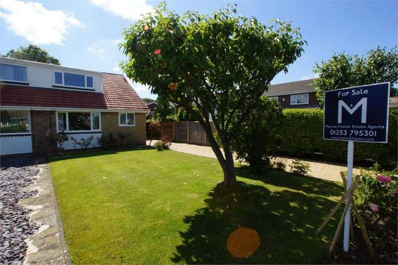 3 Bedrooms Semi Detached House for sale in Maplewood Close, Lytham, Lancashire