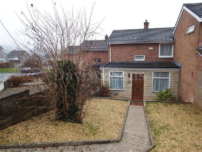 3 Bedrooms Terraced House for sale in Glanwern Avenue, Off Chepstow Road, Newport. NP19 9DH