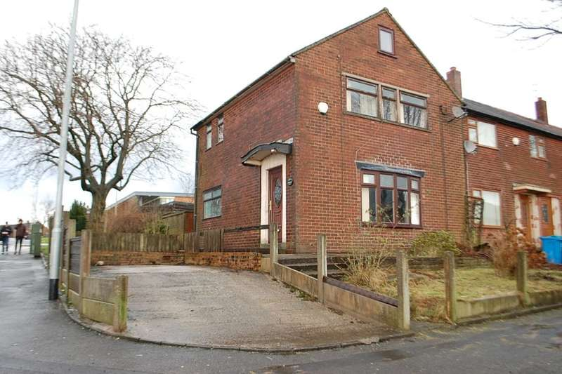 3 Bedrooms Terraced House for sale in Broad Oak Crescent, Oldham, OL8