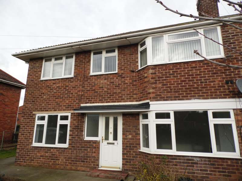 2 Bedrooms Apartment Flat for rent in Amersall Crescent, Doncaster, DN5