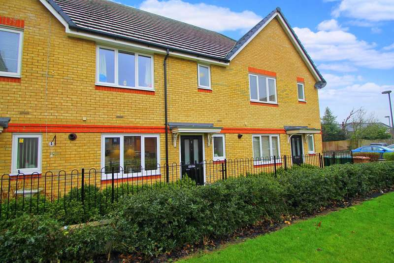 3 Bedrooms Terraced House for sale in Nares Close, Stanwell, TW19