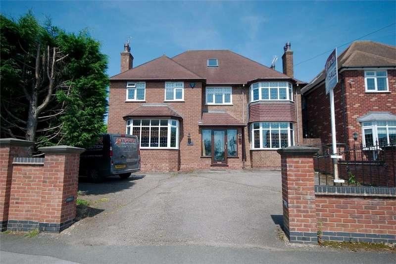5 Bedrooms Detached House for sale in Little Sutton Road, Four Oaks, SUTTON COLDFIELD, West Midlands