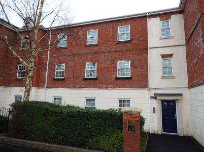 2 Bedrooms Flat for sale in Maple House, Denham Wood Close, Chorley, Lancashire