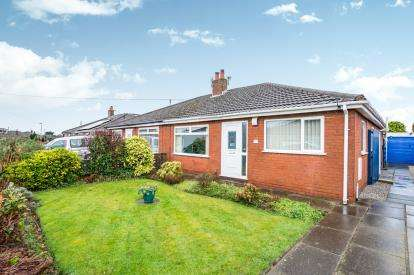 2 Bedrooms Bungalow for sale in Scott Road, Lowton, Warrington, Greater Manchester