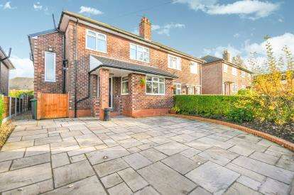 4 Bedrooms Semi Detached House for sale in Orchard Avenue, Lymm, Cheshire