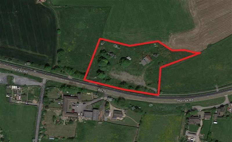 Land Commercial for sale in Halifax Road, Penistone, Sheffield, S36
