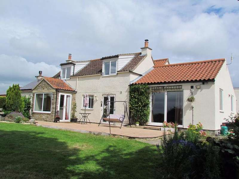 4 Bedrooms Country House Character Property for sale in Boon Hill Cottage, Newton upon Rawcliffe.