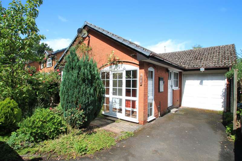 2 Bedrooms Detached Bungalow for sale in Church Road, Webheath, Redditch, B97 5PG