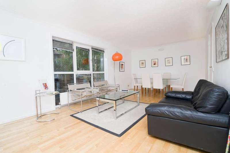 2 Bedrooms Duplex Flat for sale in Princes Court - Surrey Quays - SE16