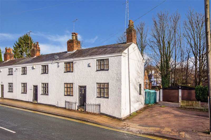 3 Bedrooms Cottage House for sale in Barton Road, Worsley, Manchester, M28 2PB