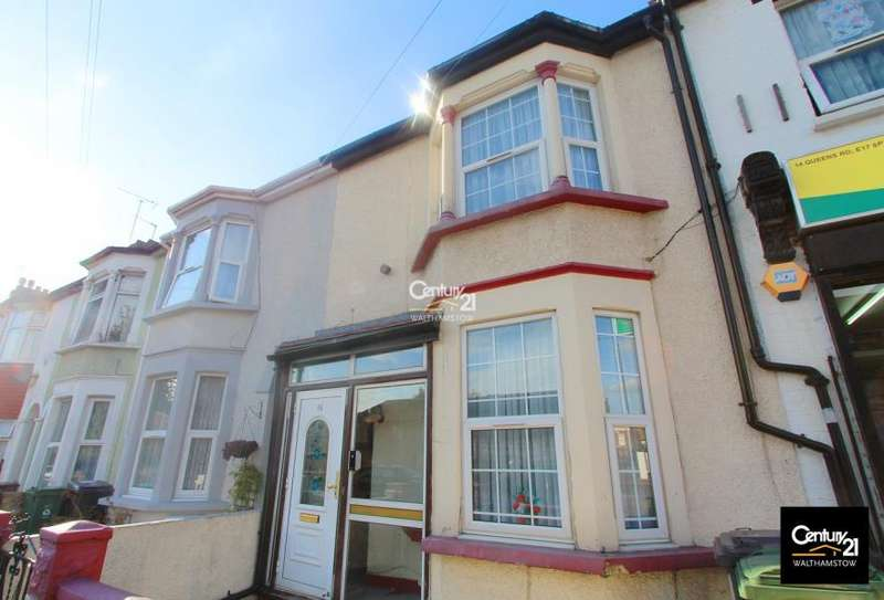 3 Bedrooms House for sale in Queens Road, Walthamstow