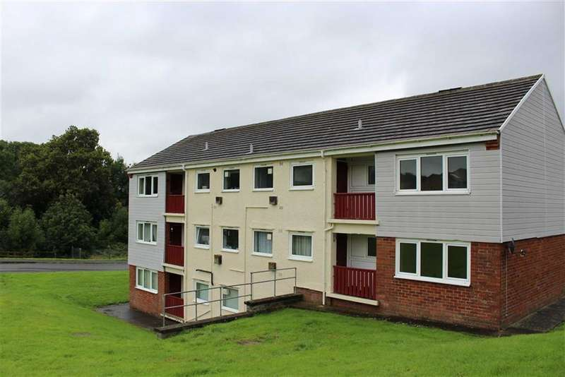 2 Bedrooms Flat for sale in Goshawk Road, Haverfordwest