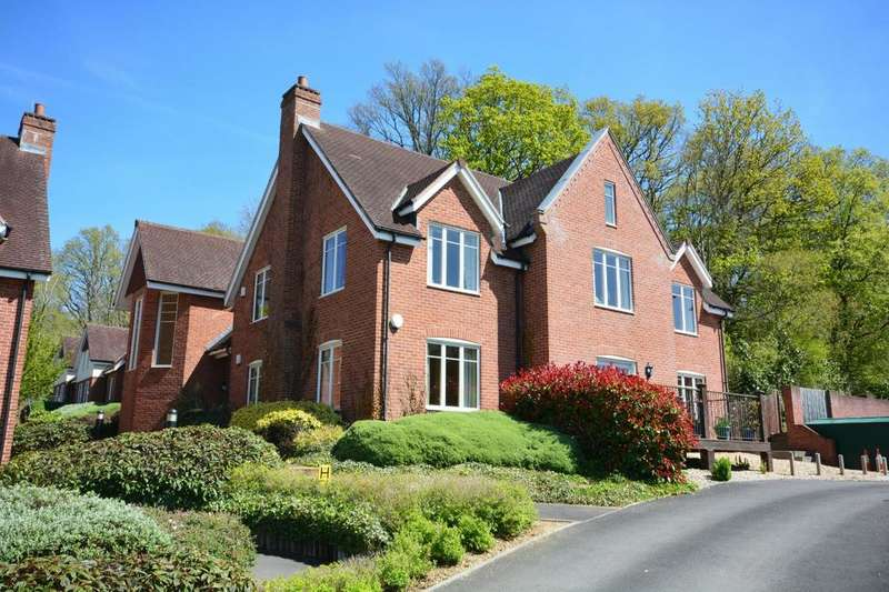 2 Bedrooms Flat for sale in Dunwood Court, Salisbury Road, Sherfield English, Hampshire, SO51