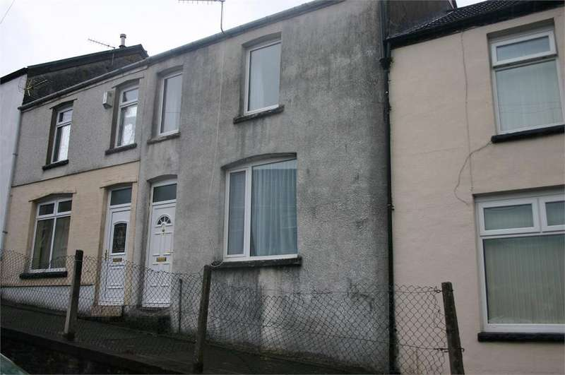 3 Bedrooms Terraced House for sale in 3 Heath Crescent, Graigwen, Pontypridd, CF37 2LB