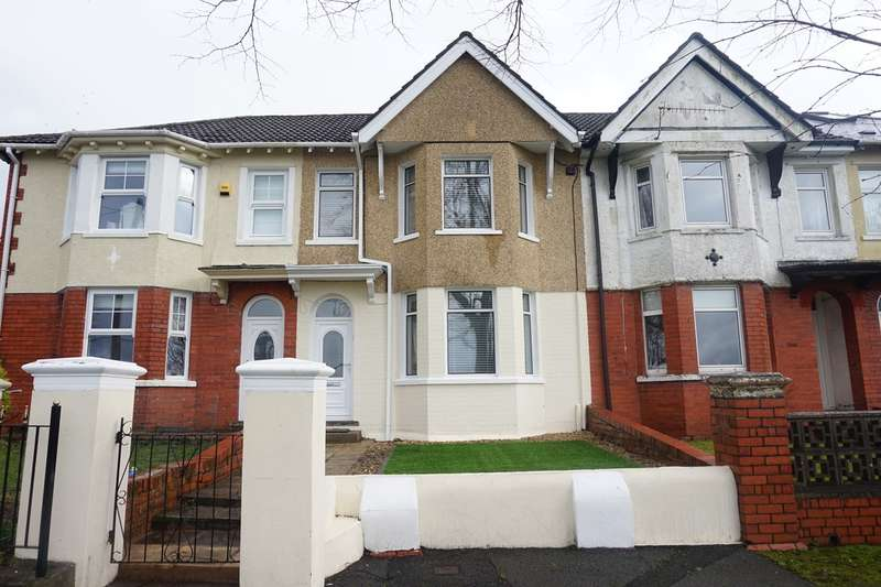 3 Bedrooms Terraced House for sale in West View Crescent, Oakdale, Blackwood, NP12
