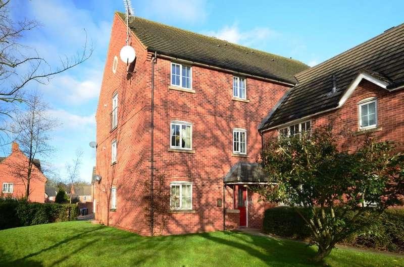 2 Bedrooms Apartment Flat for rent in Millbrook Gardens, Blythe Bridge, ST11 9JQ