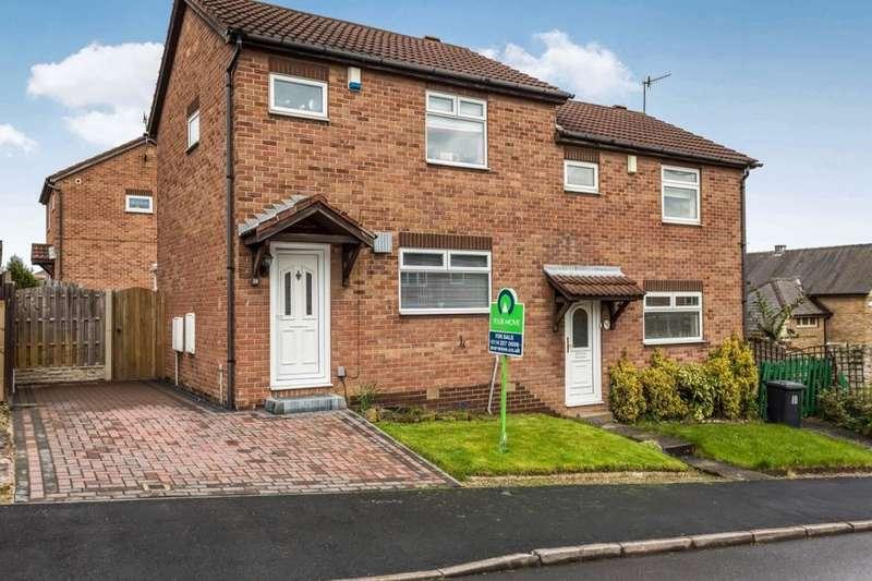 2 Bedrooms Semi Detached House for sale in Dearne Street, Sheffield, S9