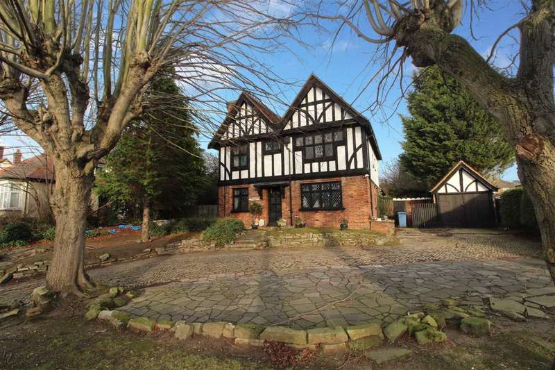 4 Bedrooms Detached House for sale in Norwich Road, Ipswich, Suffolk