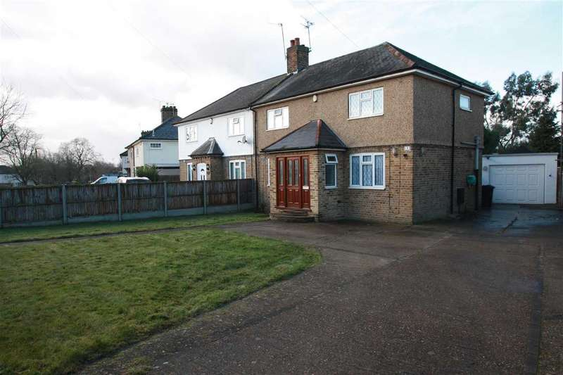 3 Bedrooms Semi Detached House for sale in Priory Avenue, Harefield