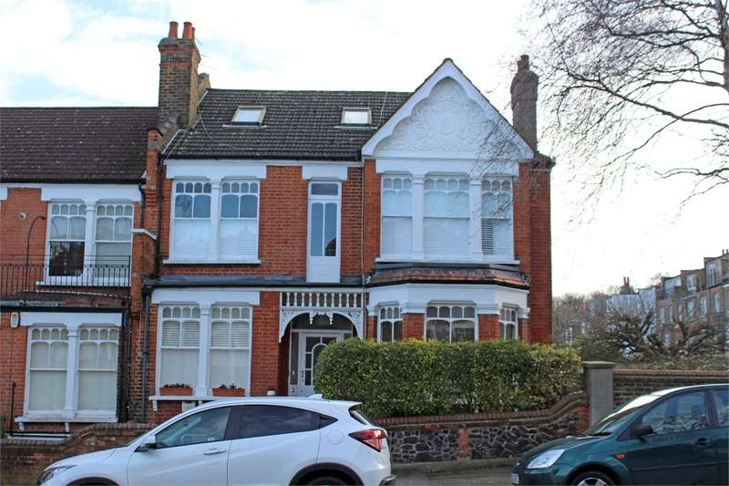 2 Bedrooms Flat for sale in Donovan Avenue, Muswell Hill, London