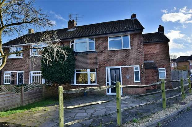 4 Bedrooms Semi Detached House for sale in Criss Grove, Chalfont St Peter, Buckinghamshire
