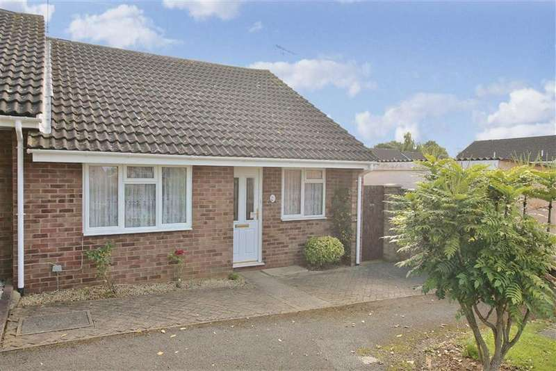 2 Bedrooms Terraced Bungalow for sale in Cheviot Way, Banbury