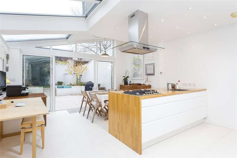 2 Bedrooms Terraced House for sale in Calvert Road, London