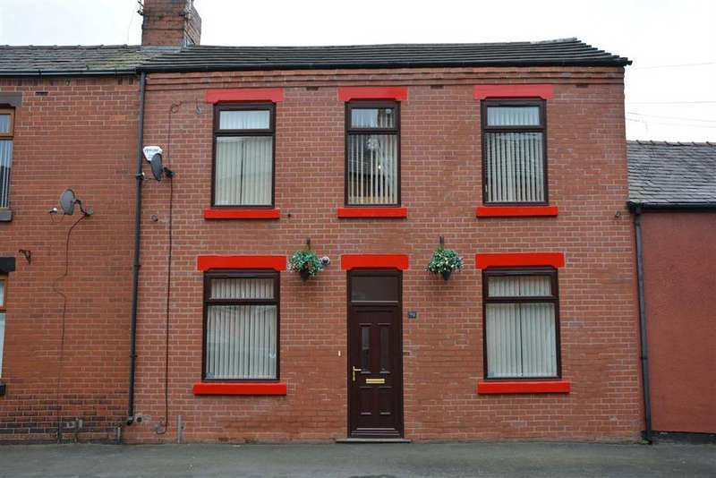 3 Bedrooms Terraced House for sale in Brookhouse Street, Wigan, WN1