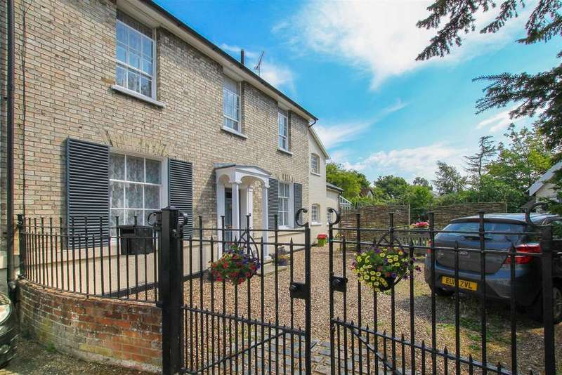 3 Bedrooms Detached House for sale in Church Street, Blackmore, Ingatestone
