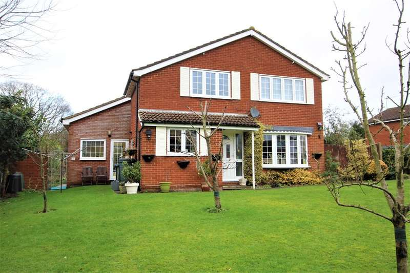 4 Bedrooms Detached House for sale in The Grazings, Hemel Hempstead