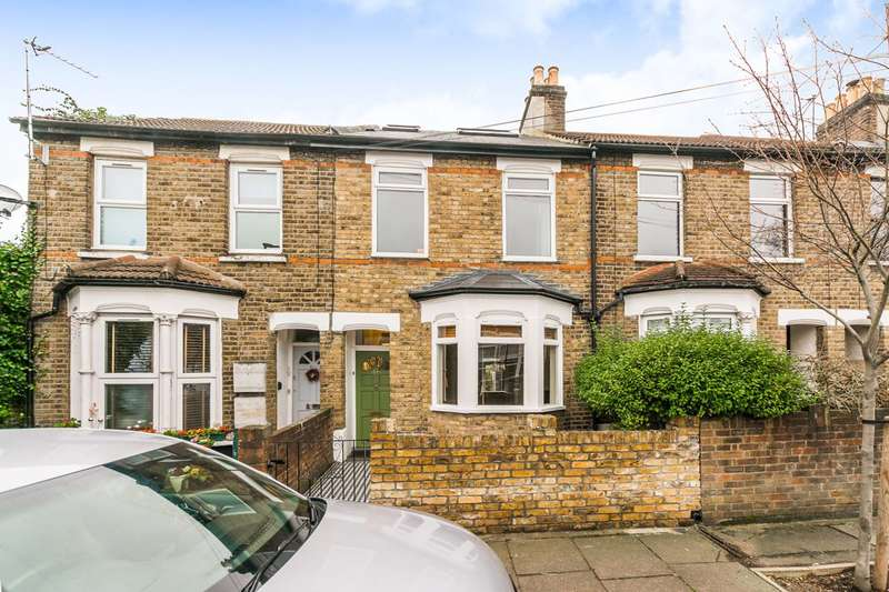 5 Bedrooms House for sale in Brunswick Street, Walthamstow Village, E17