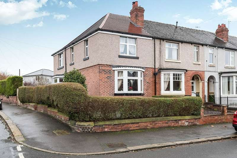 3 Bedrooms Terraced House for sale in Firbeck Road, Sheffield, S8