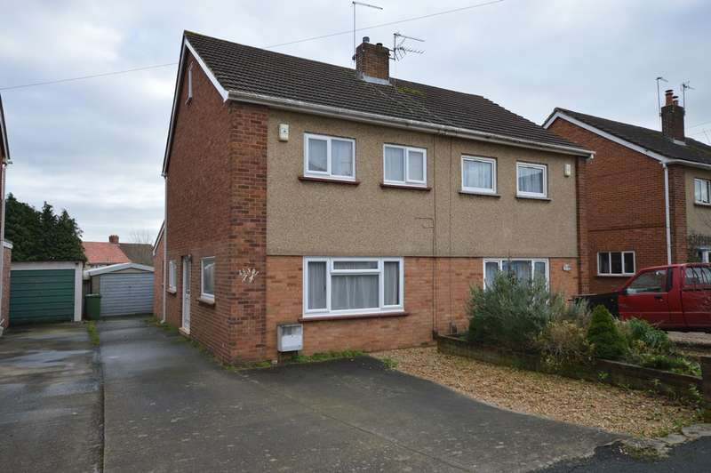 3 Bedrooms Semi Detached House for sale in Lockingwell Road, Keynsham, BS31