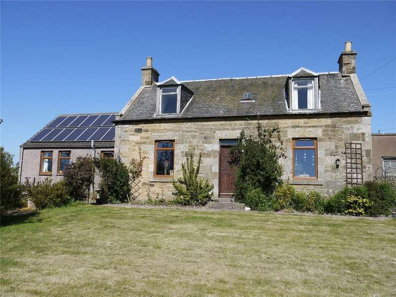 5 Bedrooms Detached House for sale in Bonnyton Farmhouse, Bonnyton Farm, Leven, Fife, KY8