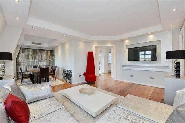 3 Bedrooms Apartment Flat for sale in Knightsbridge Court, Knightsbridge