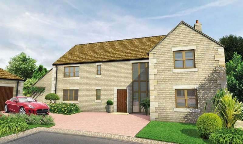 5 Bedrooms Detached House for sale in The Grange, Listerdale Court