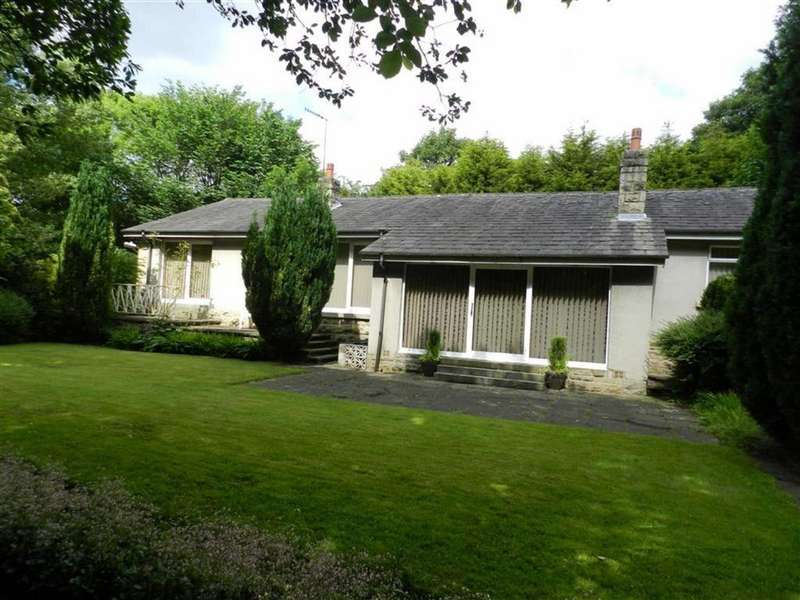 3 Bedrooms Detached House for sale in Bankfield Court, Almondbury, Huddersfield, HD5