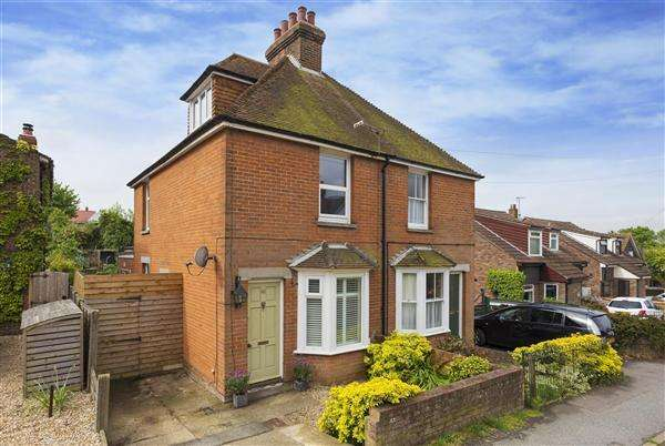3 Bedrooms Semi Detached House for sale in The Street, Boughton-under-Blean
