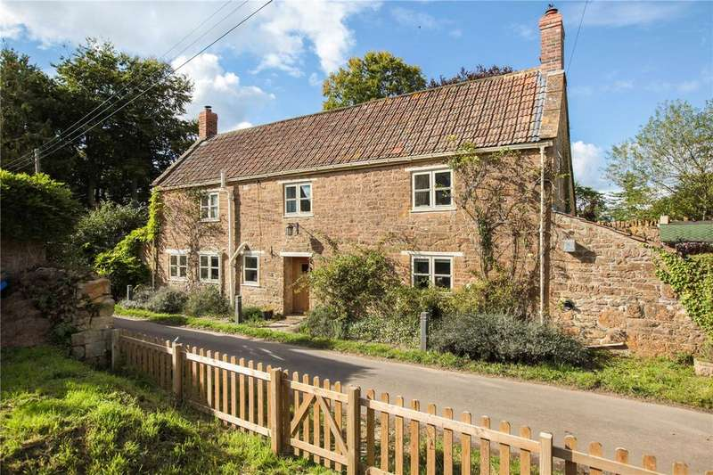 4 Bedrooms Detached House for sale in Wigborough, South Petherton, Somerset