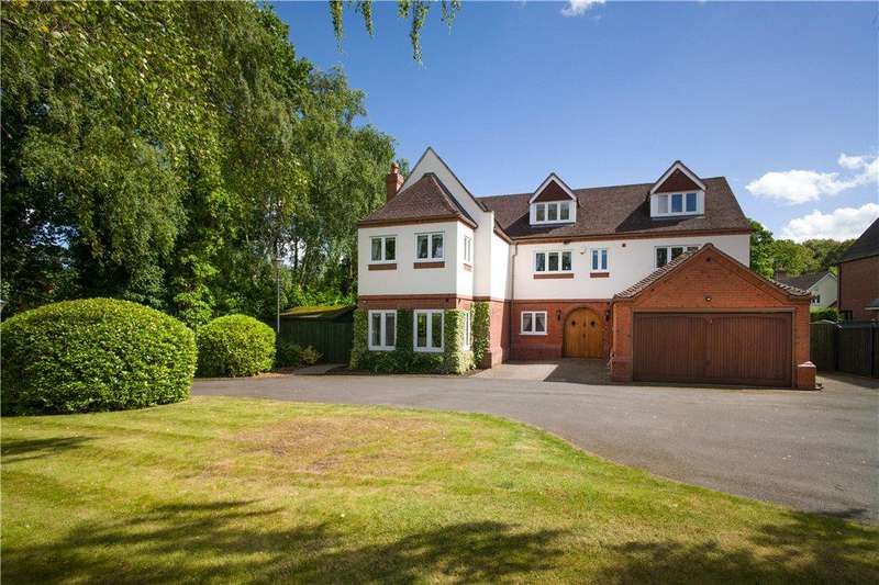6 Bedrooms Detached House for sale in Lawnswood Drive, Stourbridge, West Midlands, DY7