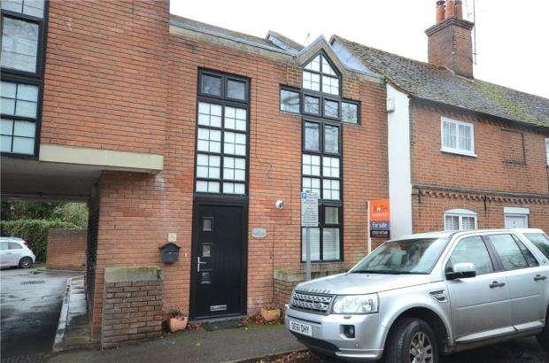 2 Bedrooms Terraced House for sale in Milton Road, Wokingham, Berkshire