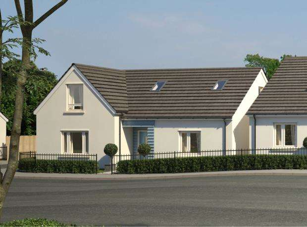 2 Bedrooms Detached House for sale in Godrevy Parc, Hayle, Cornwall