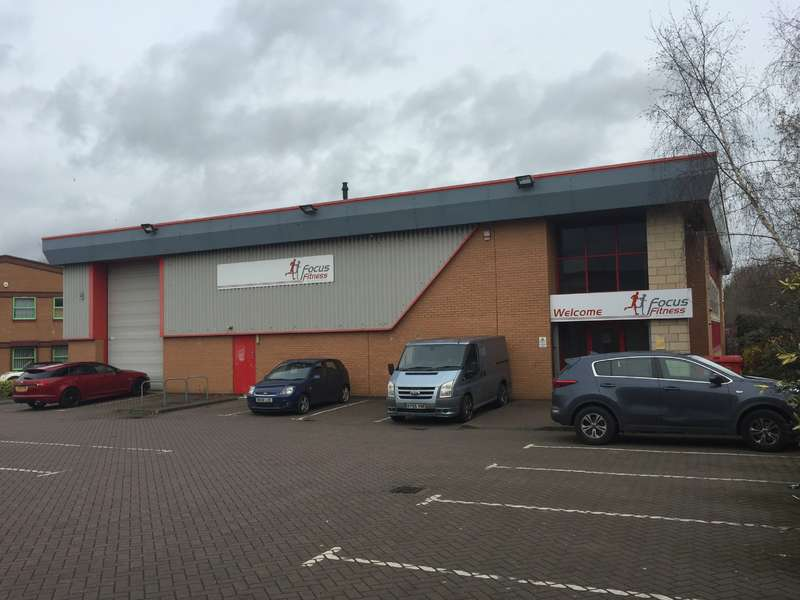 Light Industrial Commercial for rent in 14 Liberty Way,Attleborough Fields Industrial Estate,Nuneaton,Warwickshire,CV11 6RZ, Attleborough Fields Industrial Estate, Nuneaton