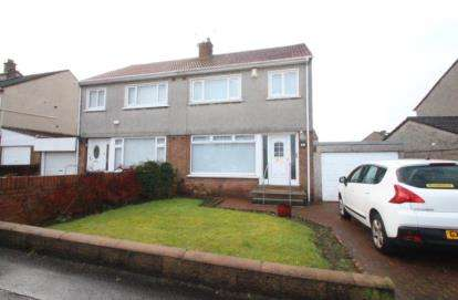 3 Bedrooms Semi Detached House for sale in Gargrave Avenue, Garrowhill, Glasgow, Lanarkshire