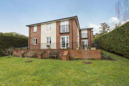 1 Bedroom Flat for sale in Clementine Court, The Wheatridge, Gloucester, Gloucestershire