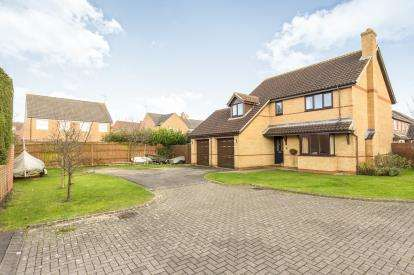 4 Bedrooms Detached House for sale in The Chase, Abbeydale, Gloucester, Gloucestershire