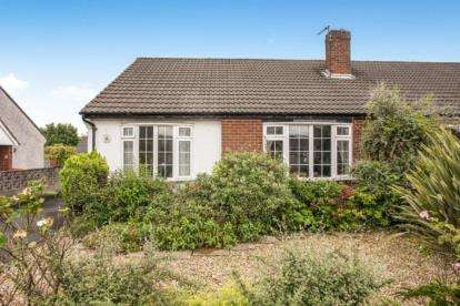 3 Bedrooms Bungalow for sale in Oxford Road, Fulwood, Preston, Lancashire, PR2